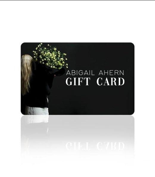 Abigail Ahern Gift Card, £250