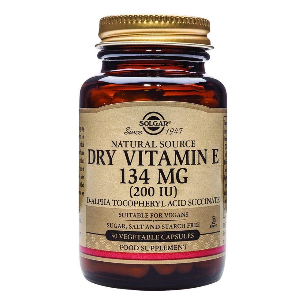 Solgar-Dry-Vitamin-E-134mg-50-x-200iu-Vegicaps