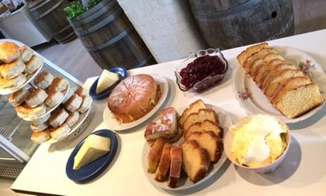 Carr Taylor Vineyard: Tour with Tasting and Unlimited Cream Tea for Two