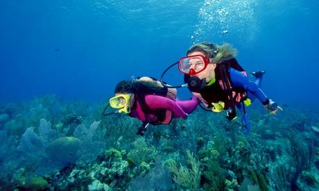 Bolton Area Divers PADI Discover Scuba Diving Course for One or Two at Bolton Area Divers