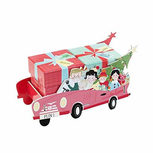Christmas At Our House Trivia Car 120 Cards - Brand New