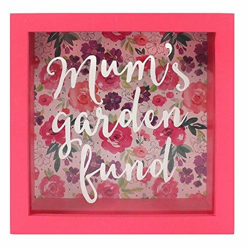 Jones Home and Gift 2 x Something Different Wholesale Floral Fusion Mums Garden Fund, Multi-Colour, Brand New