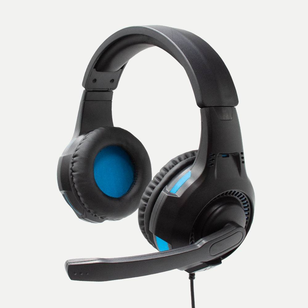 QVI Group Limited USD RED5 Comet Gaming Headphones