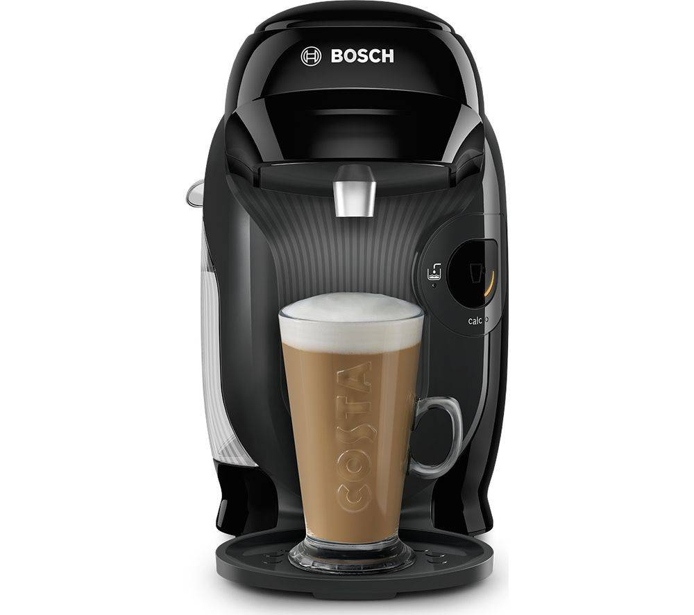 TASSIMO by Bosch Style TAS1102GB Coffee Machine - Black, Black