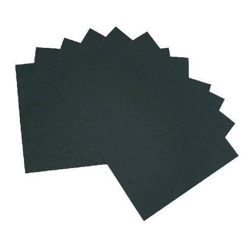 Unbranded Office A3 Black Card 210gsm (20 Pack) KHR121015
