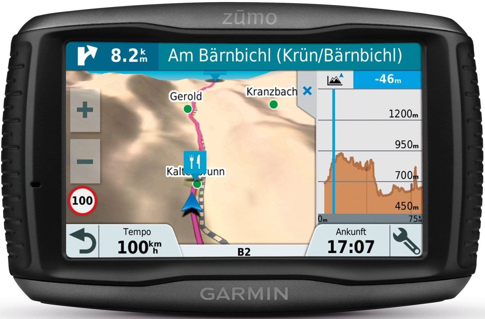 garmin zumo 595lm europe navigation system black one