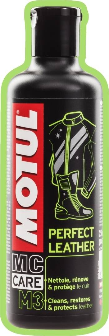 motul mc care m3 perfect leather cleaning creme