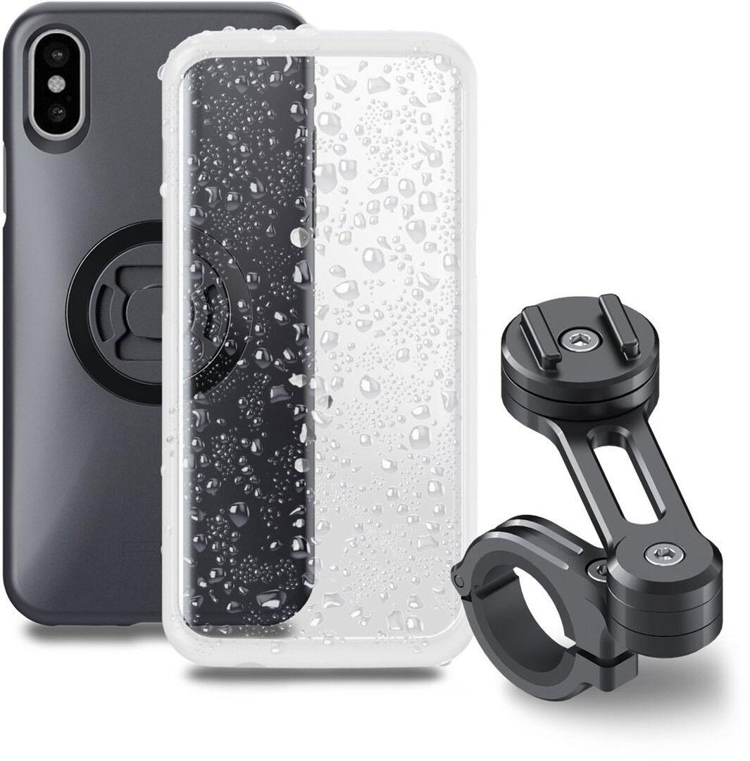SP Connect Moto Bundle Smartphone Mount iPhone XR Black One Size
