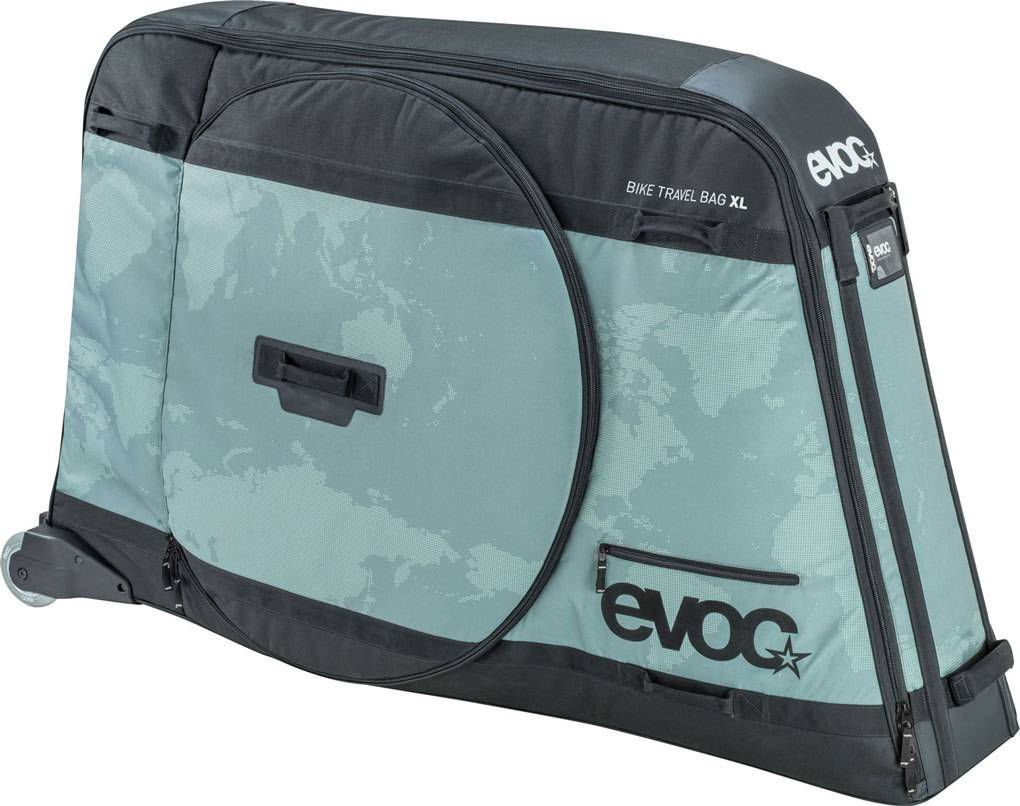 Evoc Bike Travel XL Bag Green One Size