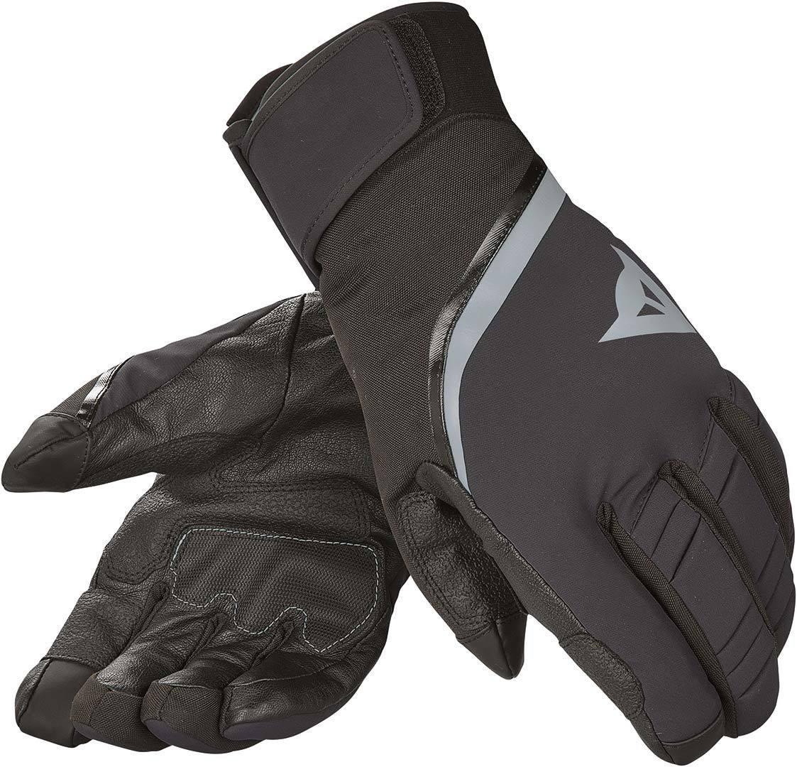 dainese carved line d dry ski gloves black