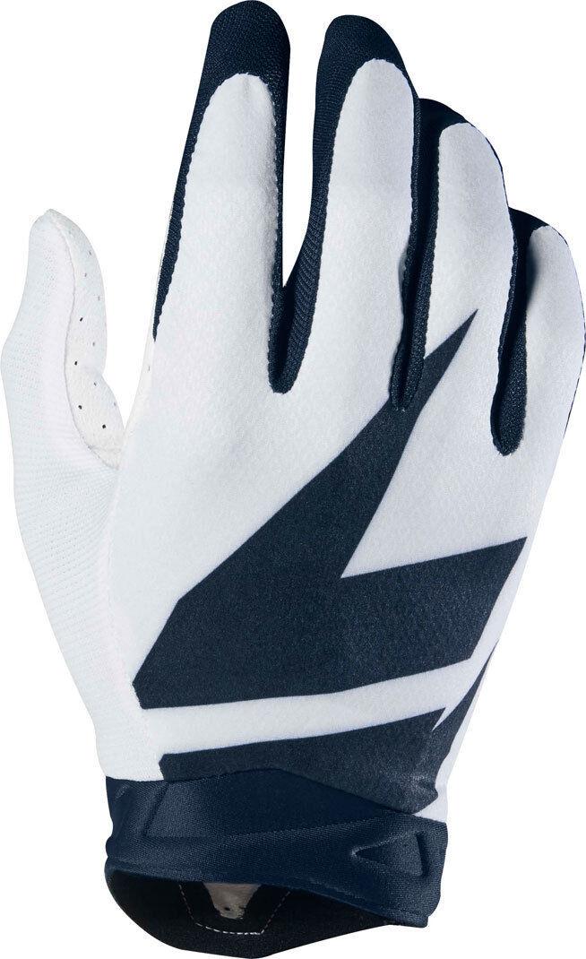 shift 3lack air gloves white 2xl
