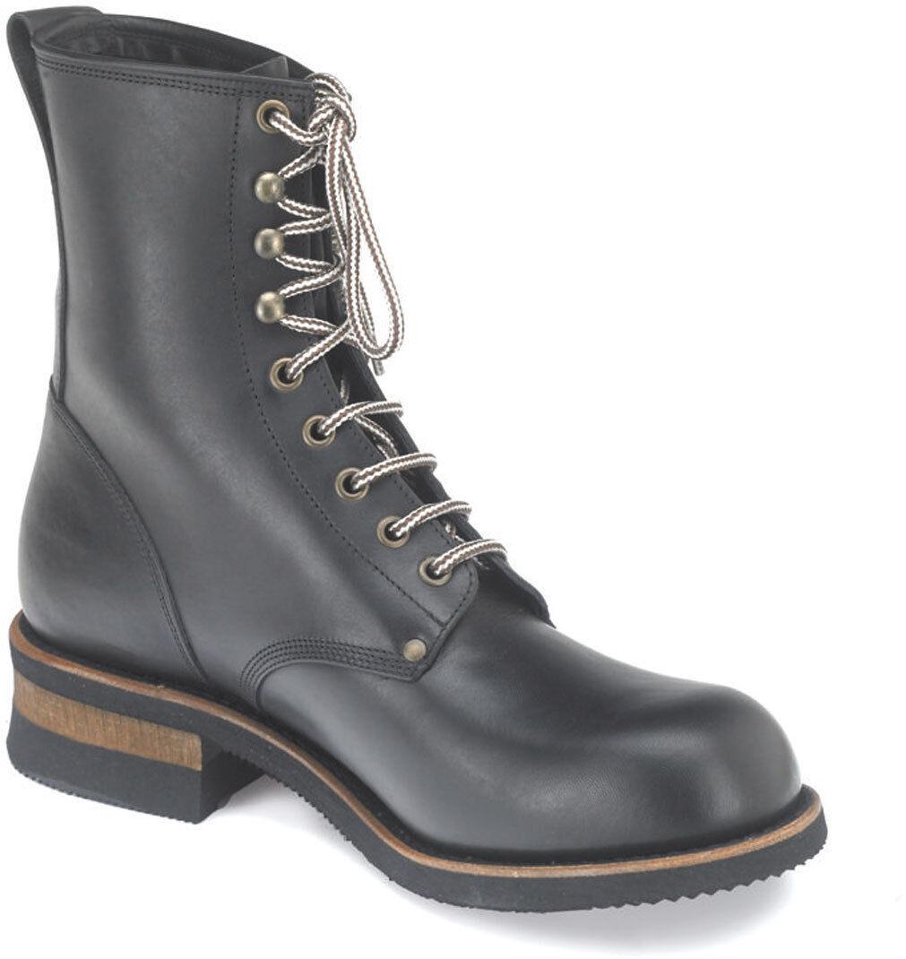 Kochmann Worker Outdoor Boots Black 45