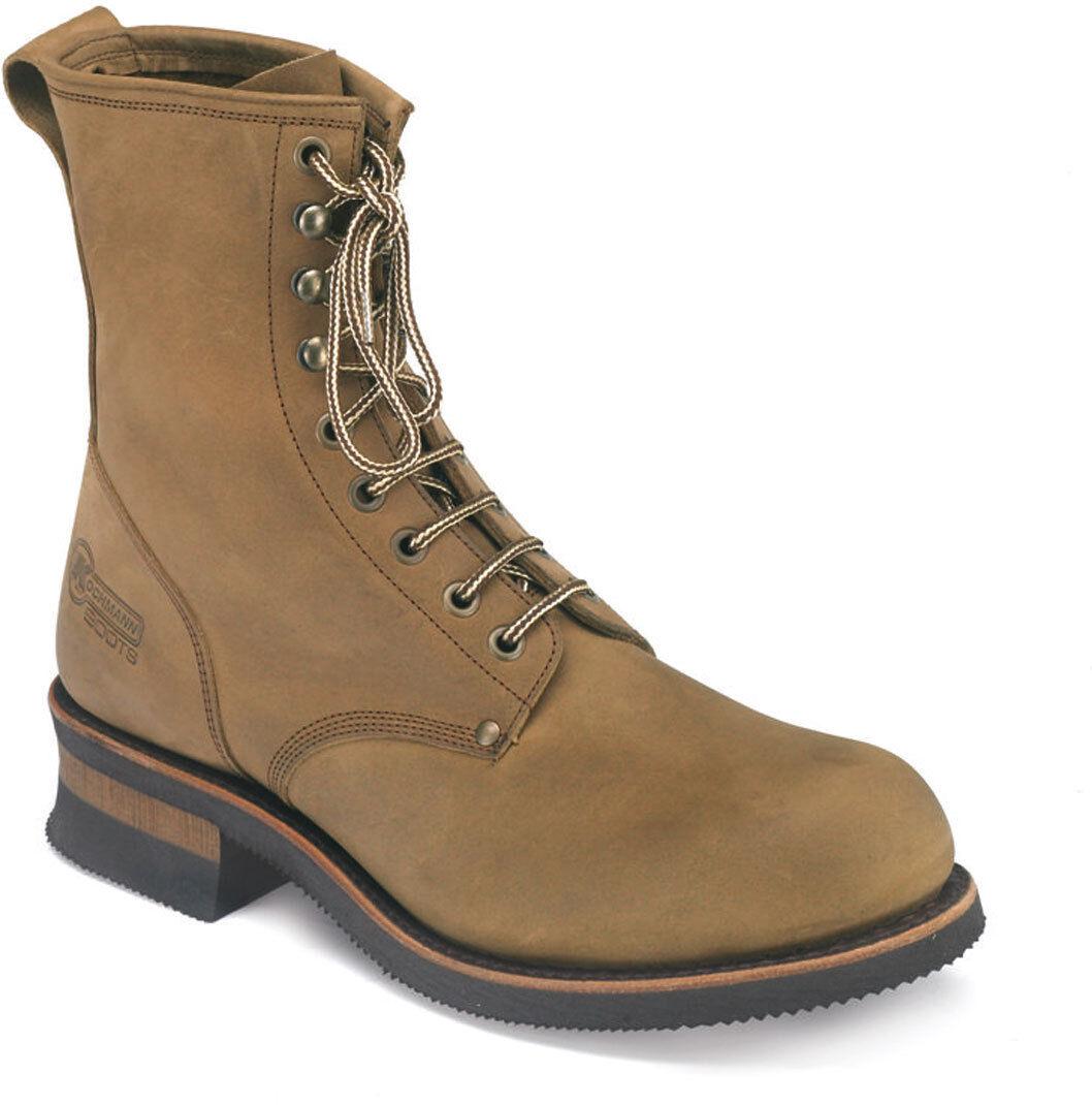 Kochmann Worker Outdoor Boots Brown 37