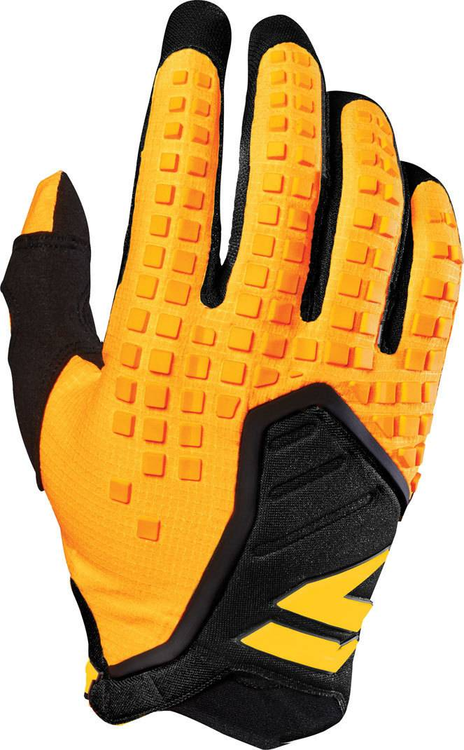 shift 3lack pro 2018 gloves yellow 2xl