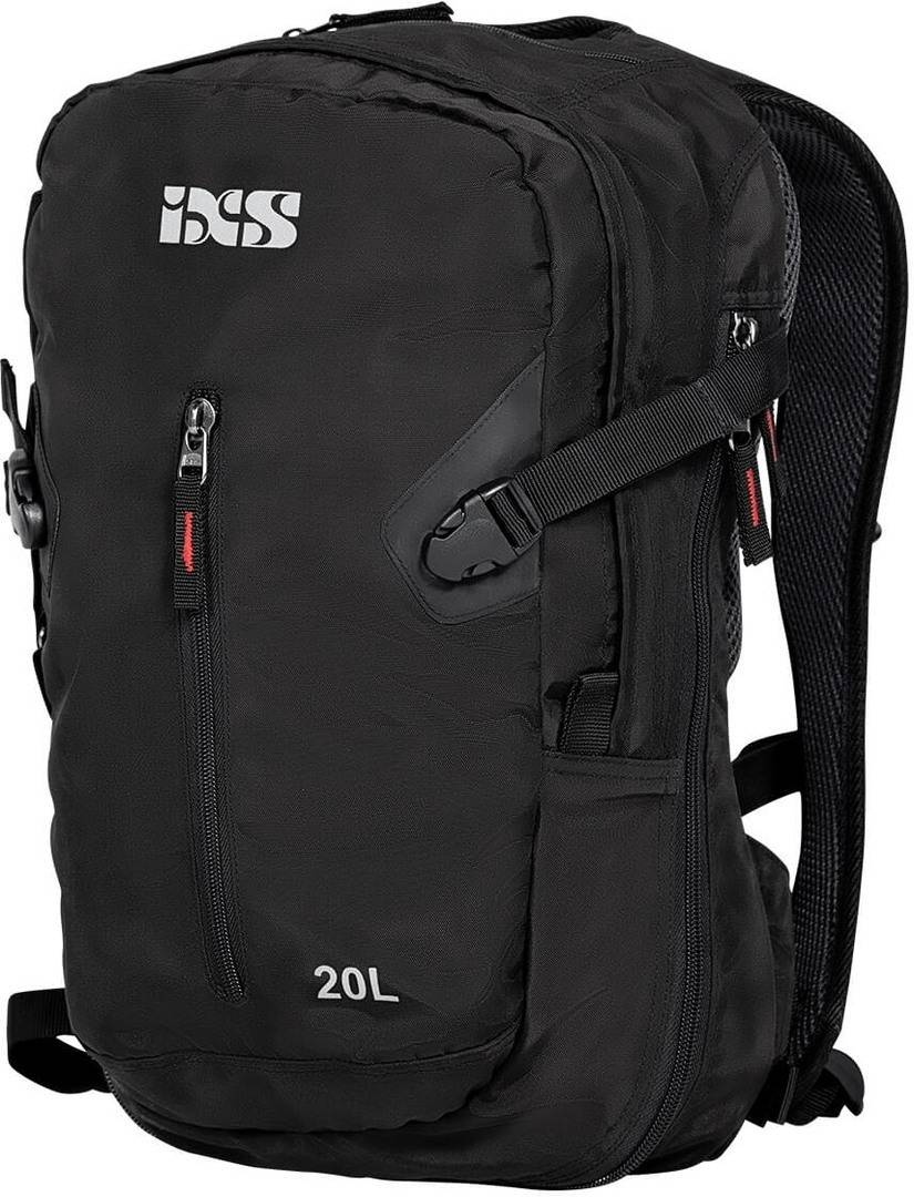 IXS Day 20L Backpack Black One Size
