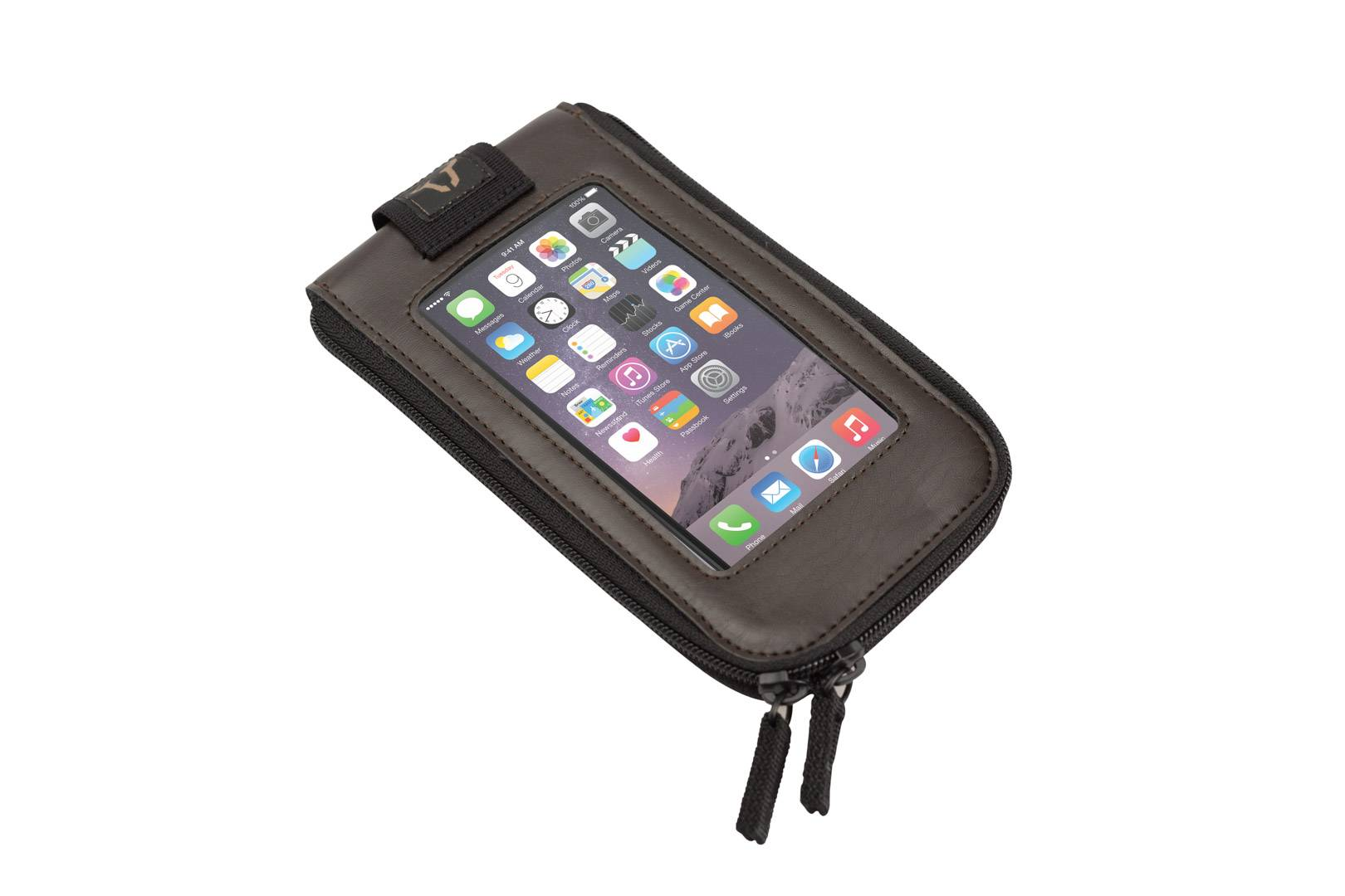 """SW-Motech Legend Gear smartphone bag LA3 - Accessory bag. Touch compatible. Display to 5,5"""". """"smartphone bag LA3 - Accessory bag Touch compatible Display to 5,5"""""""""""""""