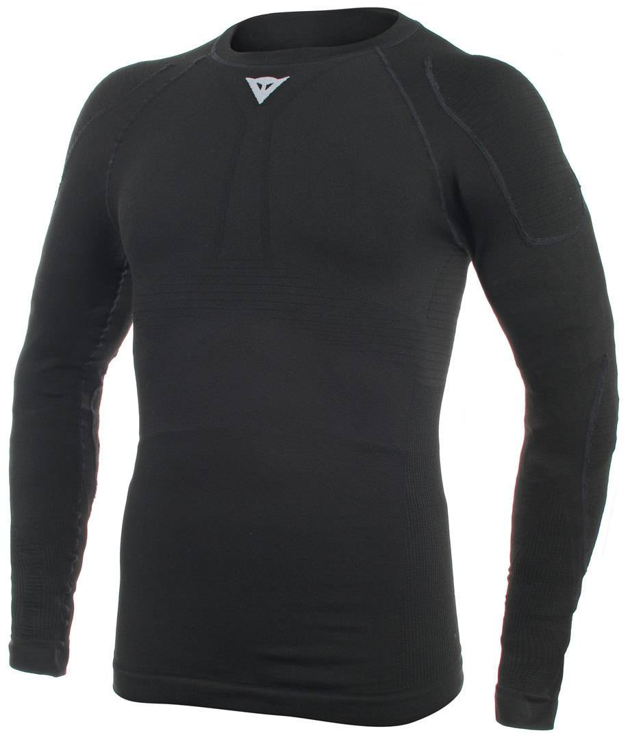 dainese trailknit winter back protector shirt black m