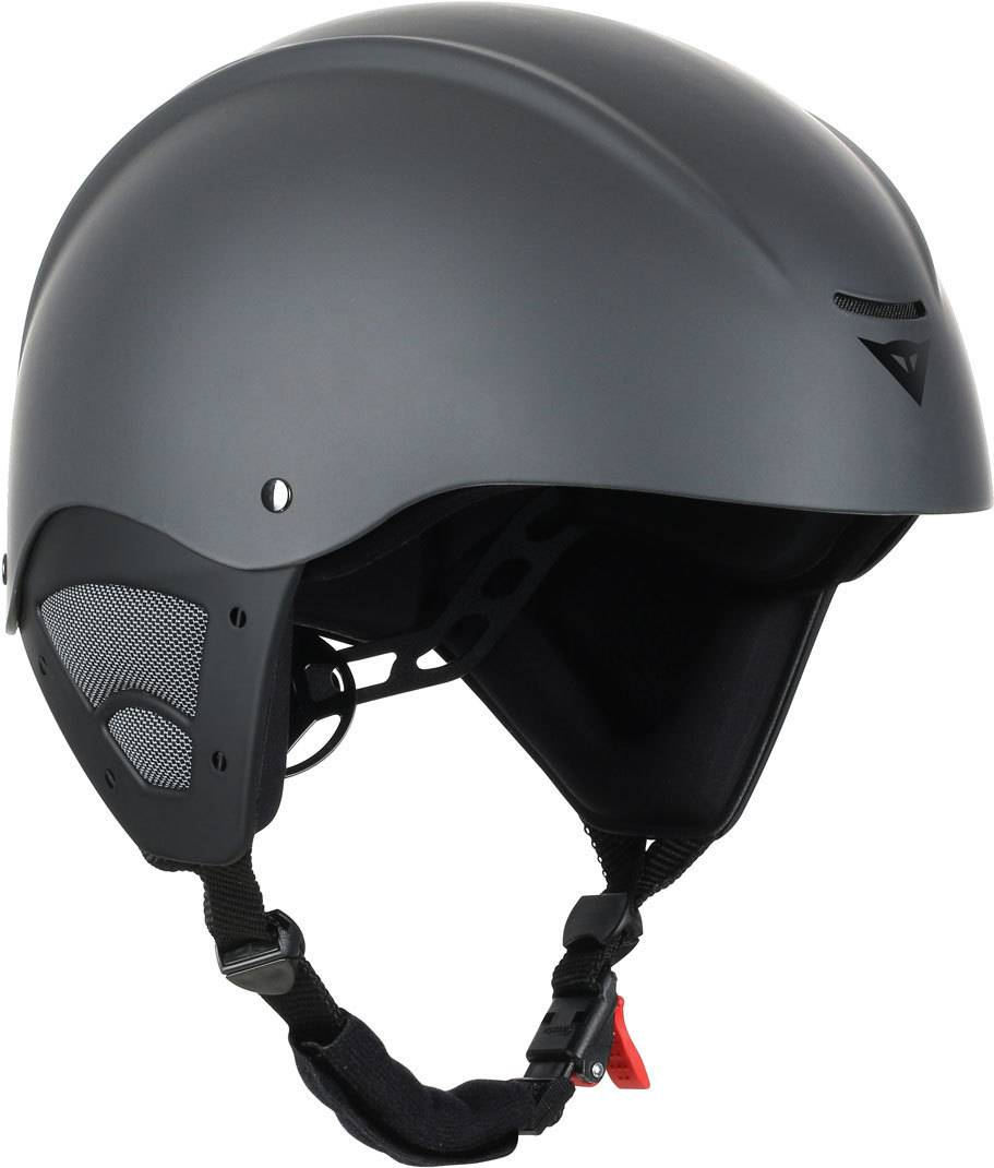 dainese v shape ski helmet black grey m