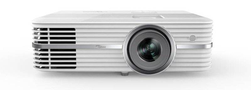 optoma uhz65 laser 4k uhd projector free bracket