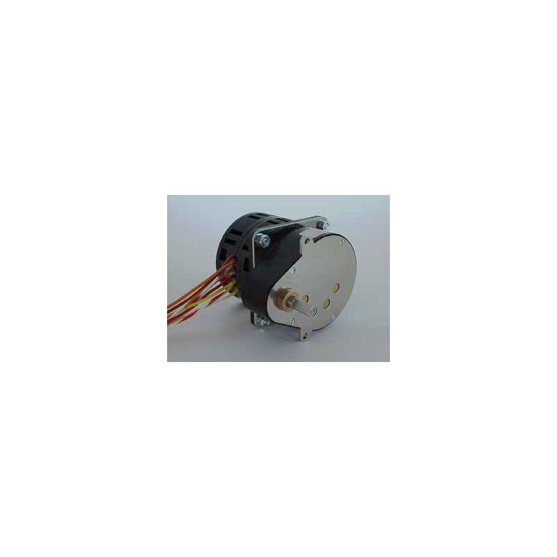 Astro Electronic ESCAP Scheibenmagnet stepping motor P530, with transmission 12:1