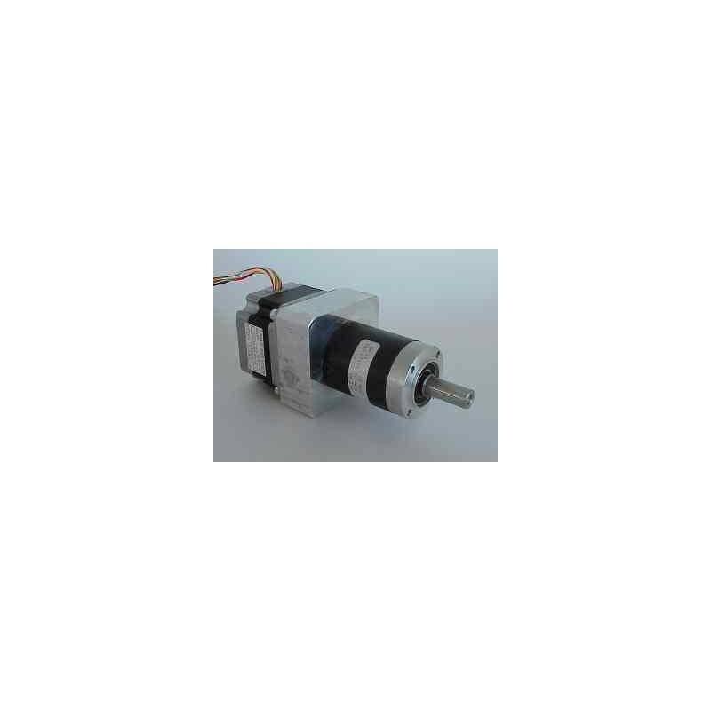 Astro Electronic SECM4-Schrittmotor with two-stage planetary gear 12:1