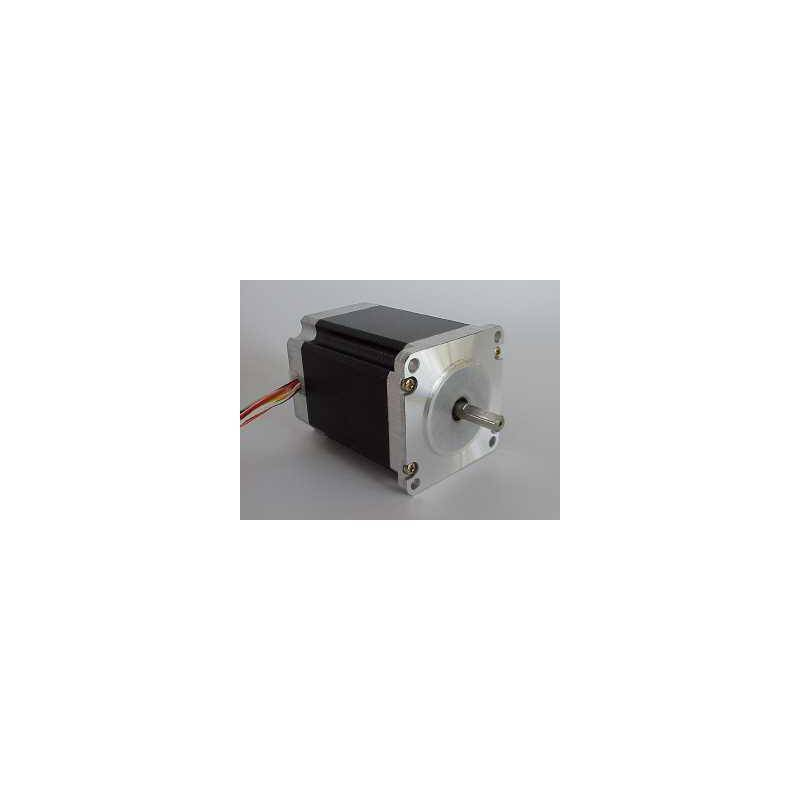 Astro Electronic SECM8-Schrittmotor with two-stage planetary gear 12:1
