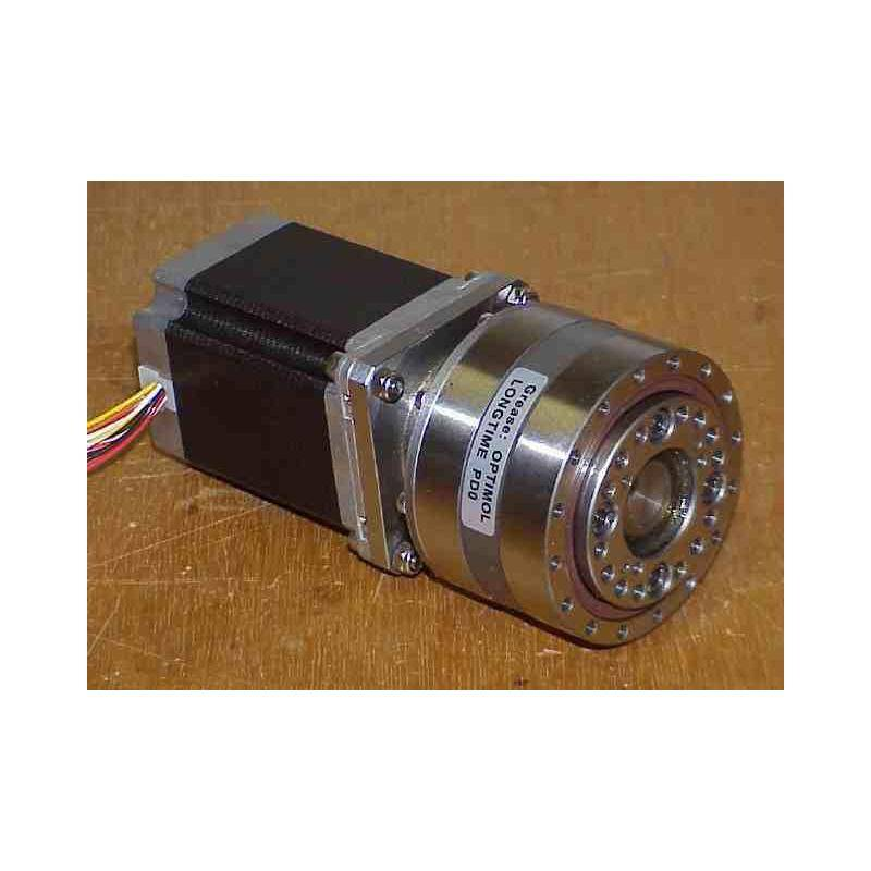 Astro Electronic SECM8-Schrittmotor with transmission free from play 75:1