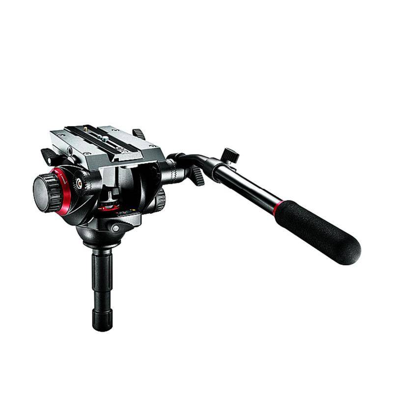 manfrotto 2 way panheads 504hd pro fluid video