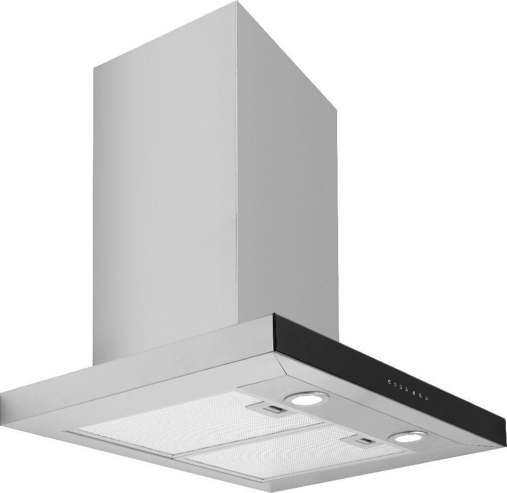 culina ubboxtc90 90cm chimney hood stainless steel