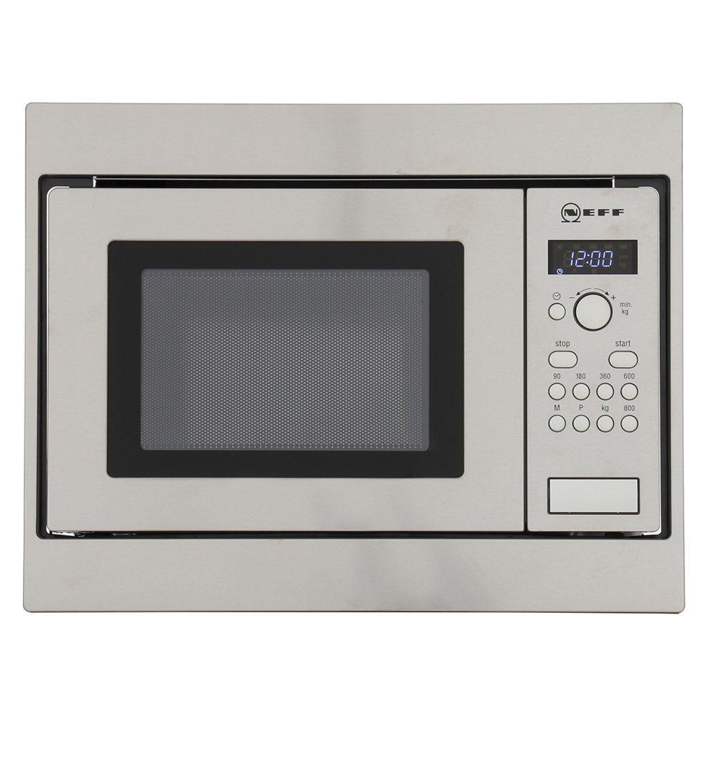 neff h53w50n3gb built microwave stainless steel