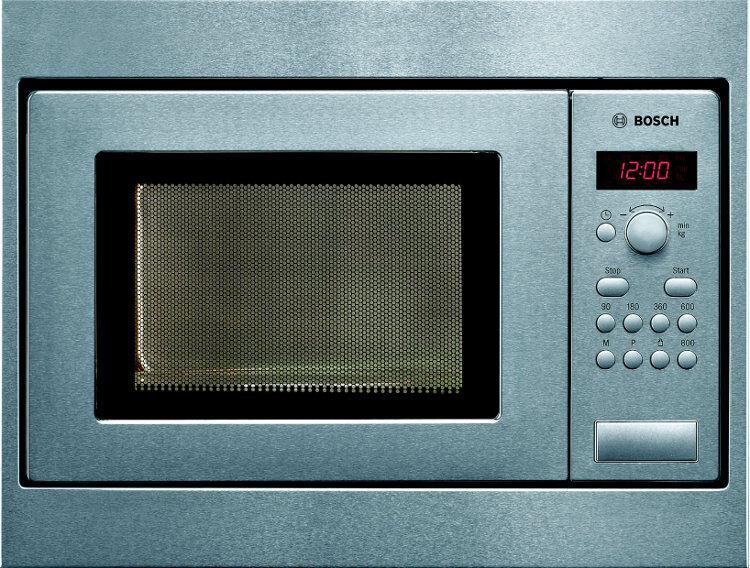 bosch serie 4 hmt75m551b built microwave stainless