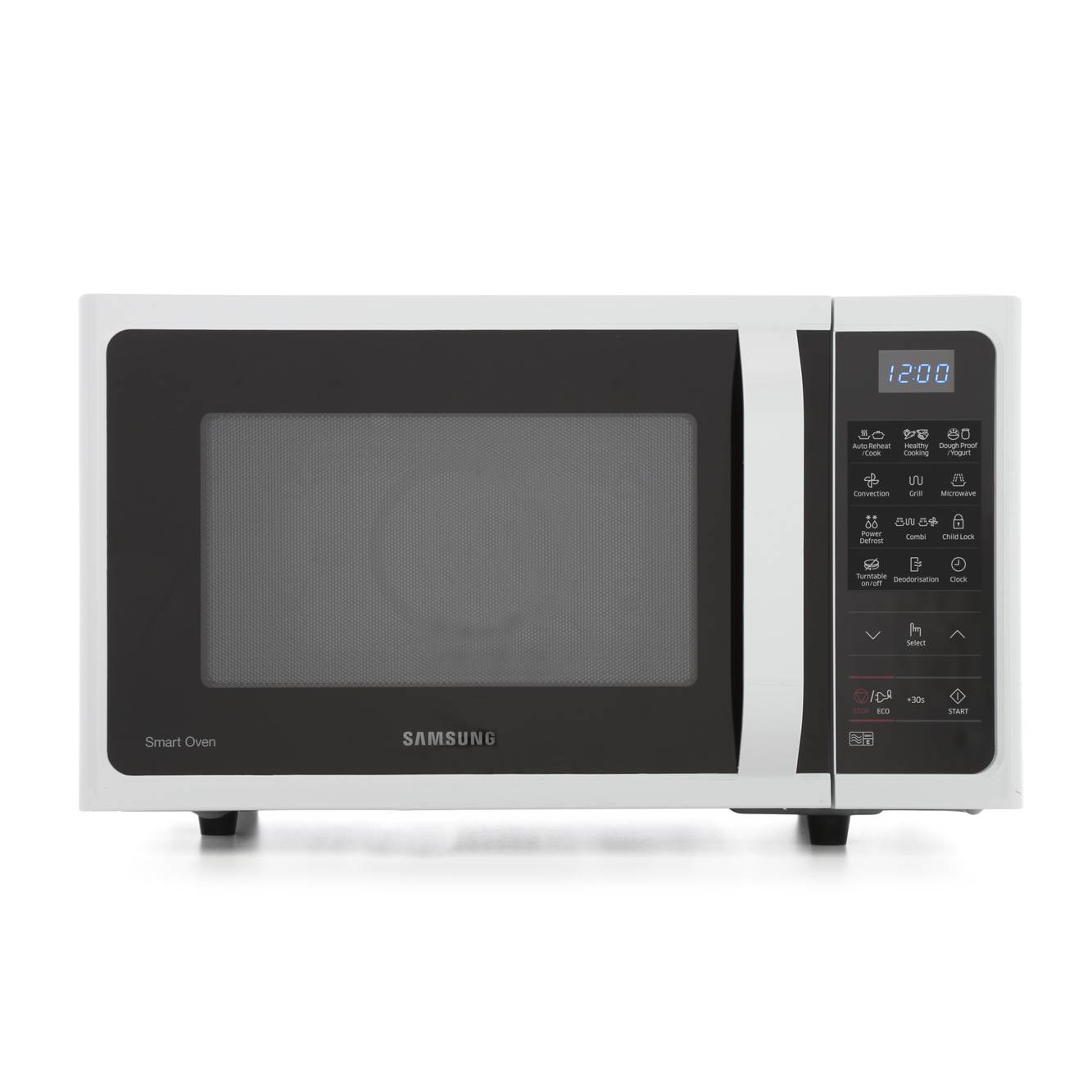 samsung mc28h5013aw combination microwave white