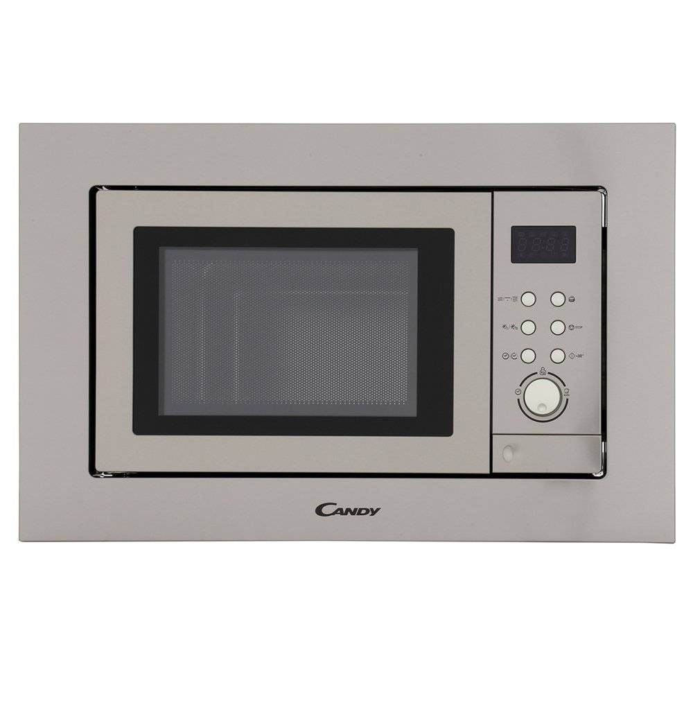 candy mic201ex built microwave grill stainless