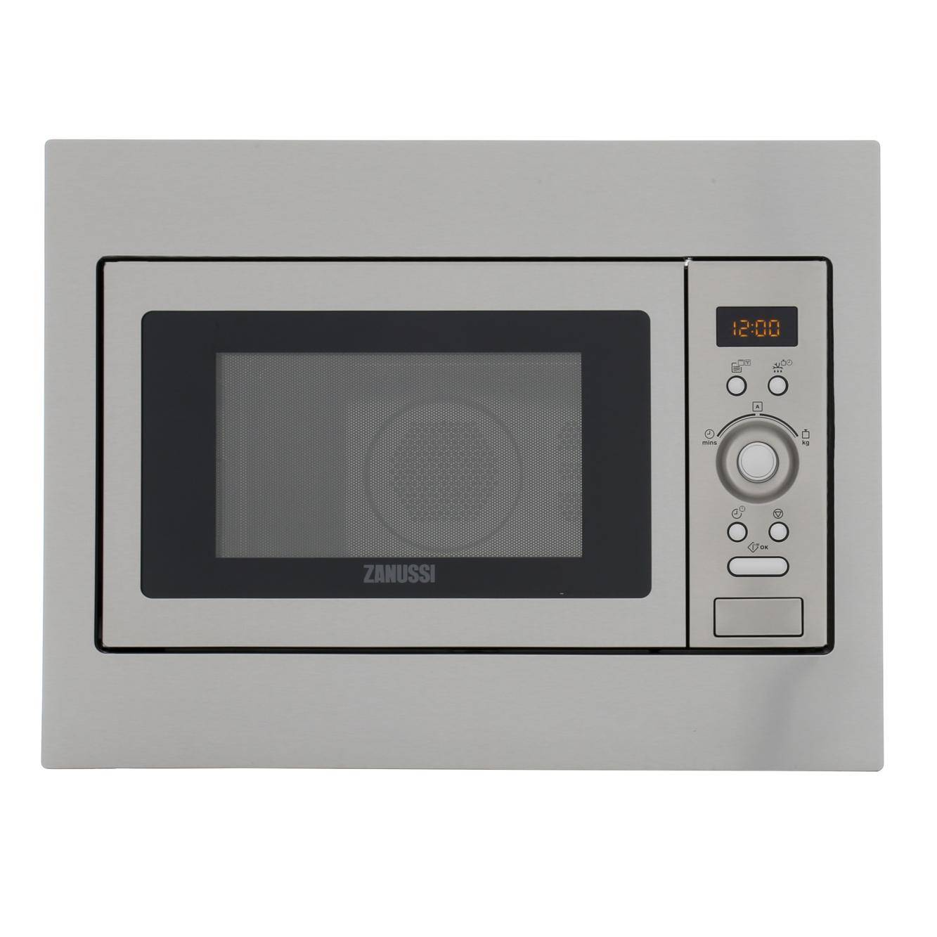 zanussi zsc25259xa built combination microwave stainless ste