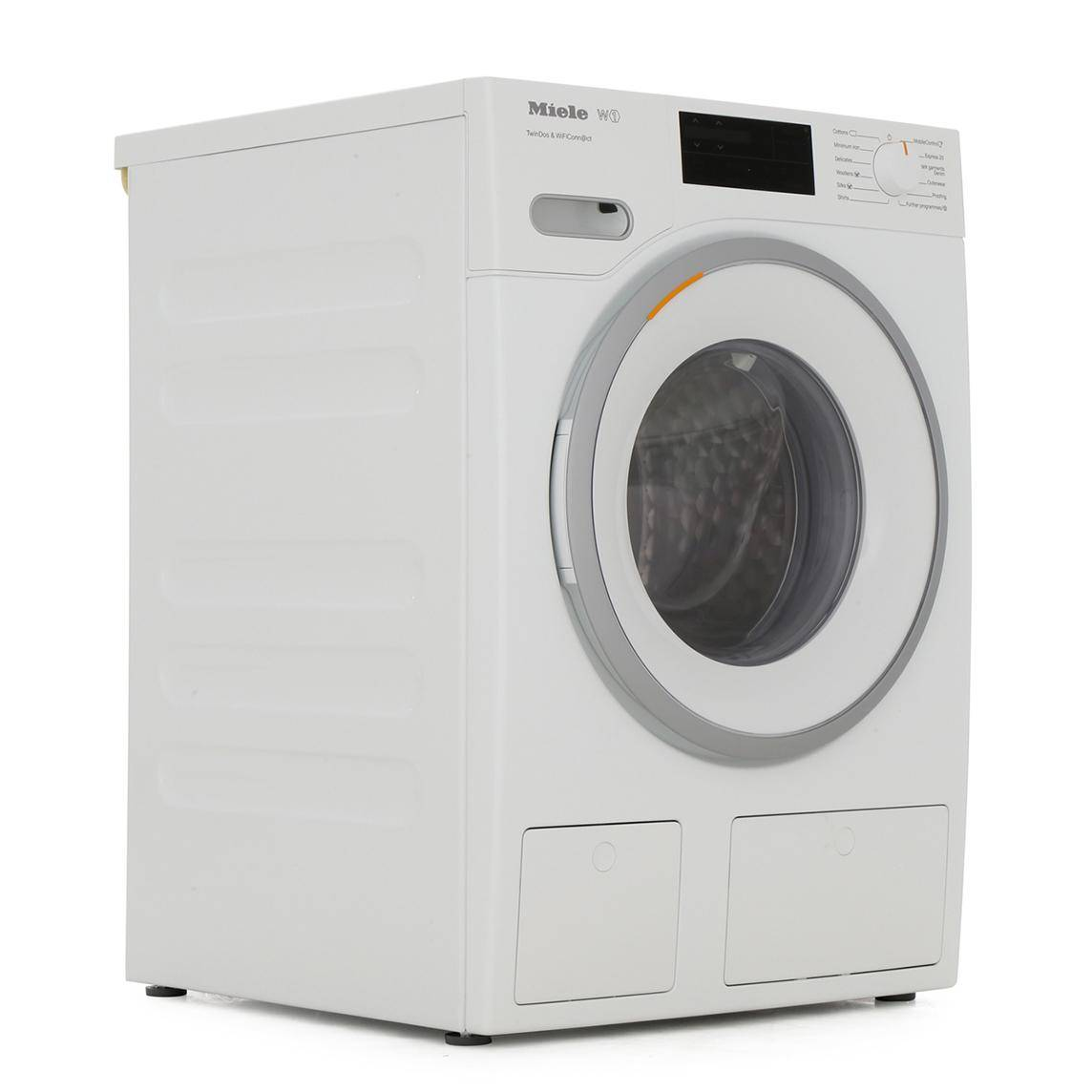miele w1 whiteedition wwe660 twindos white washing machine