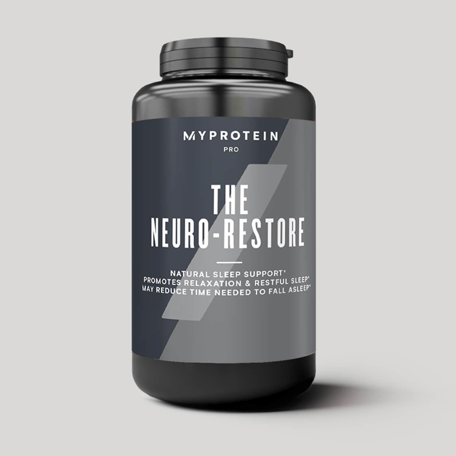 Myprotein THE Neuro Restore - 90capsules - Jar - Unflavoured
