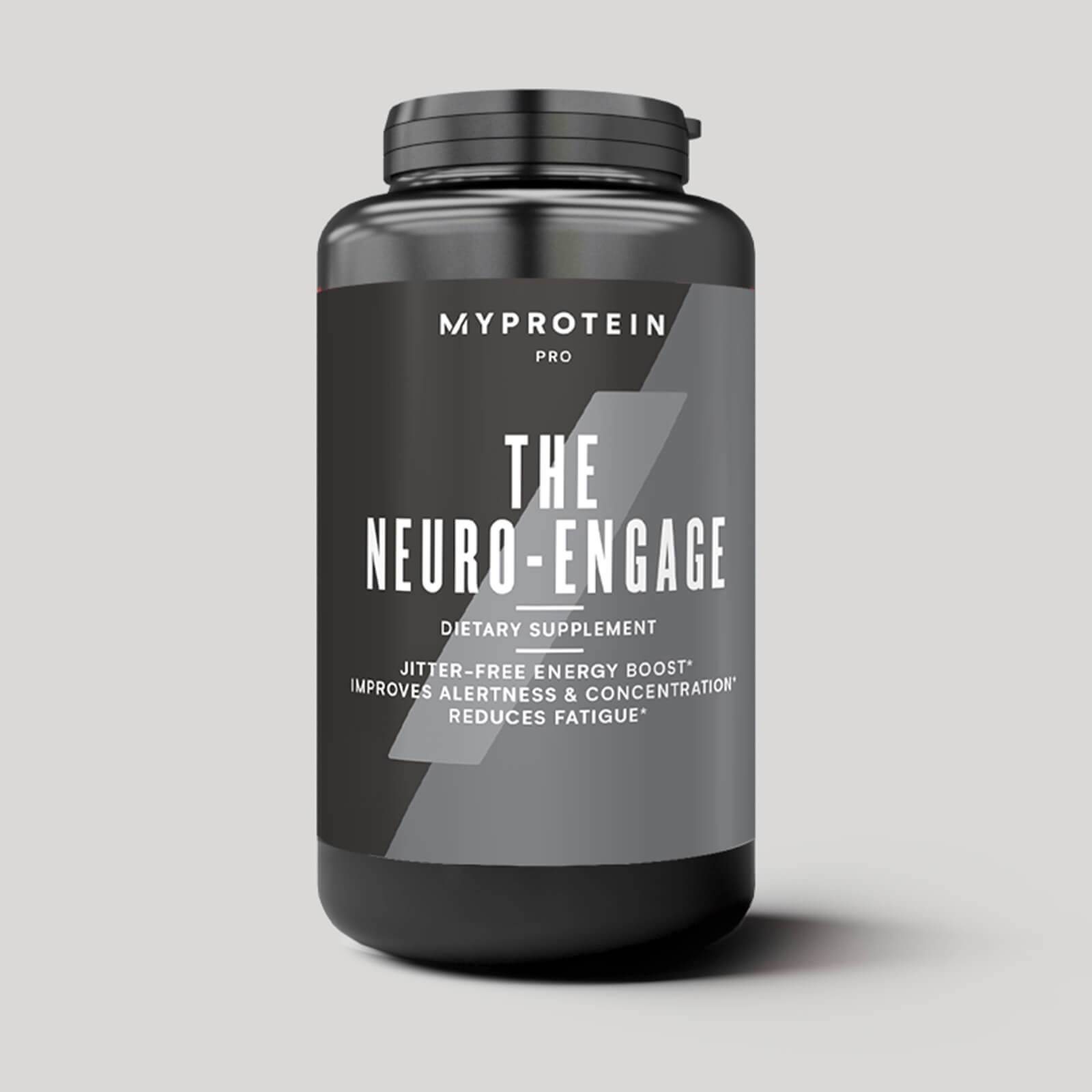 Myprotein THE Neuro Engage - 60capsules - Jar - Unflavoured