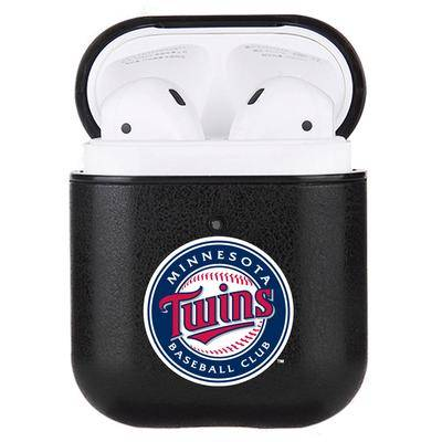 """""""Fan Brander"""""" """"""Minnesota Twins Air Pods Primary Mark Leatherette Case"""""""