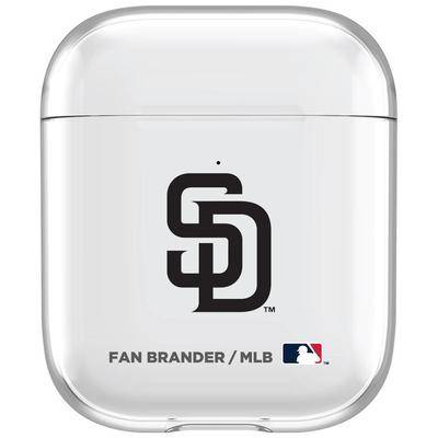 "Incase """"""San Diego Padres Clear Air Pods Case"""""""