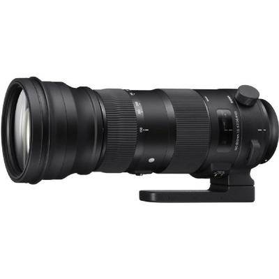 Sigma Sports Zoom Lens for Canon EF - 150mm-600mm - F/5.0-6.3