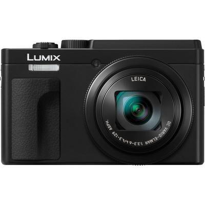 Panasonic Lumix DCZS80 Digital Camera (Black)