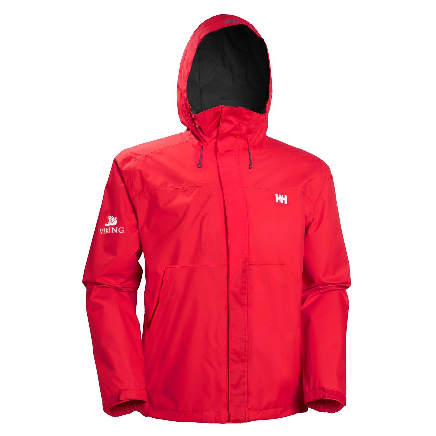 Helly Hansen Viking Cruises Vancouver Jacket Red L