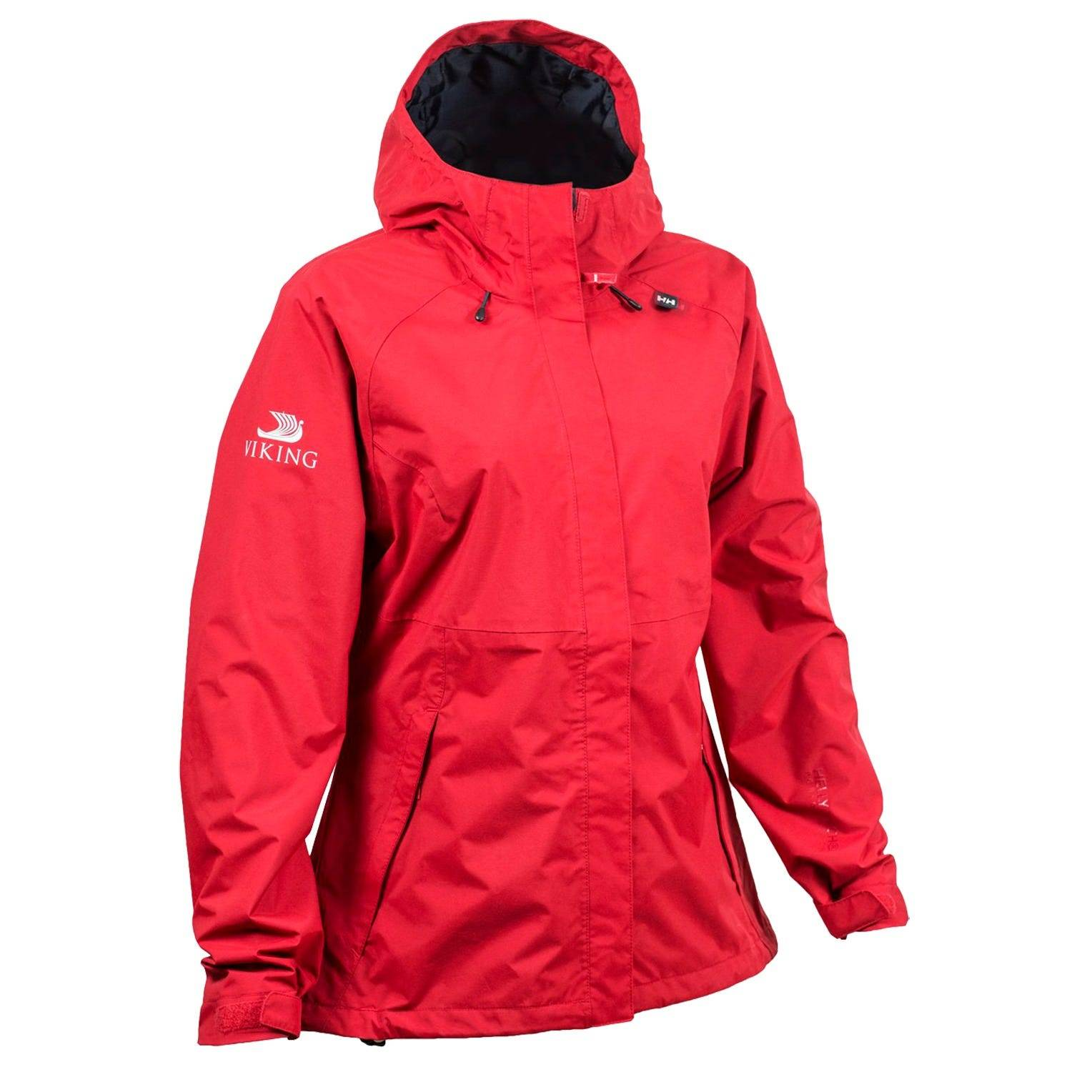 Helly Hansen Viking Cruises W Vancouver Jacket Red L
