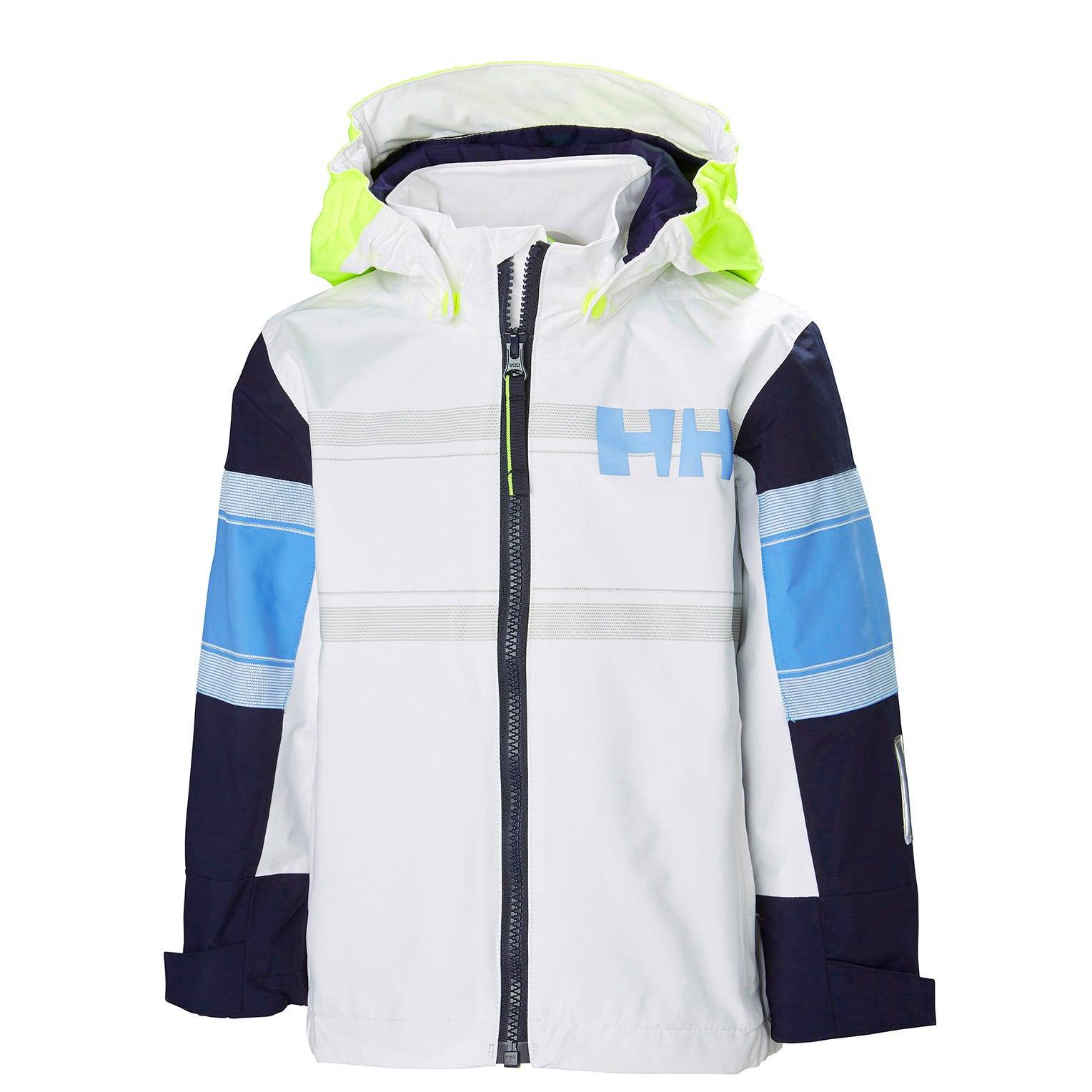 Helly Hansen Kids Salt Coast Jacket White 92/2