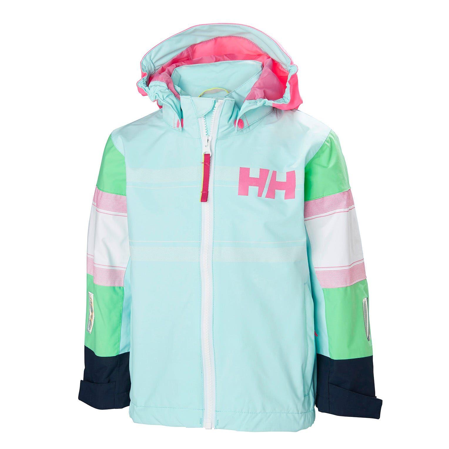 Helly Hansen Kids Salt Coast Jacket Blue 110/5