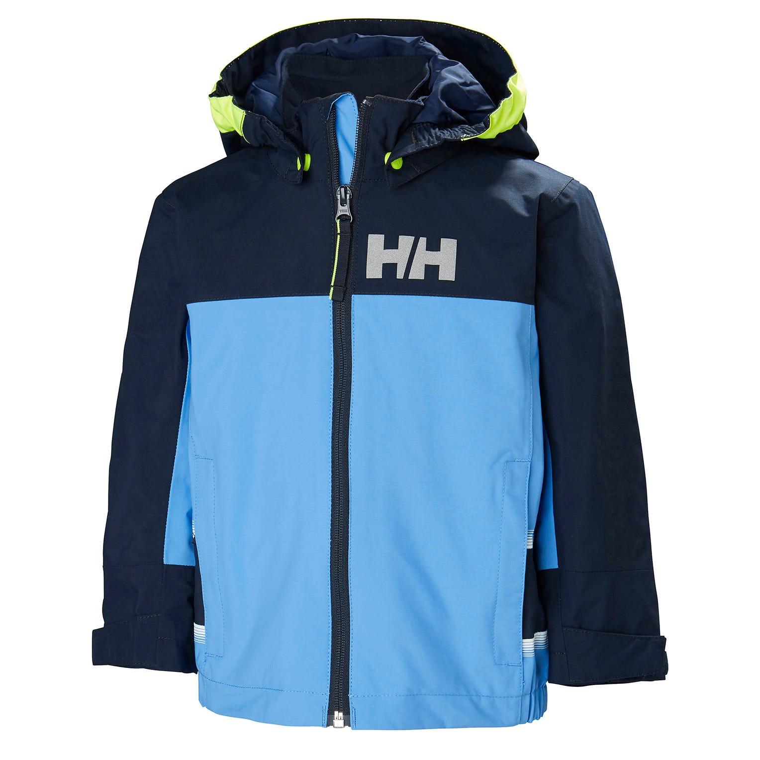 Helly Hansen Kids Norse Jacket Blue 134/9