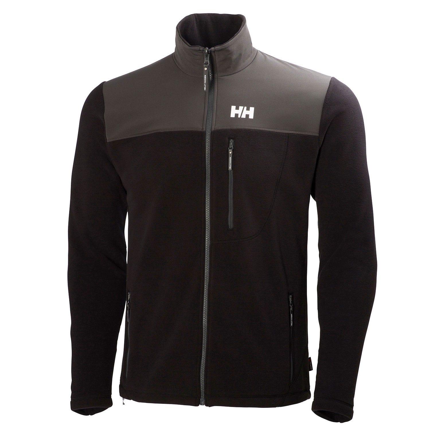 Helly Hansen Sitka Fleece Jacket Black XL