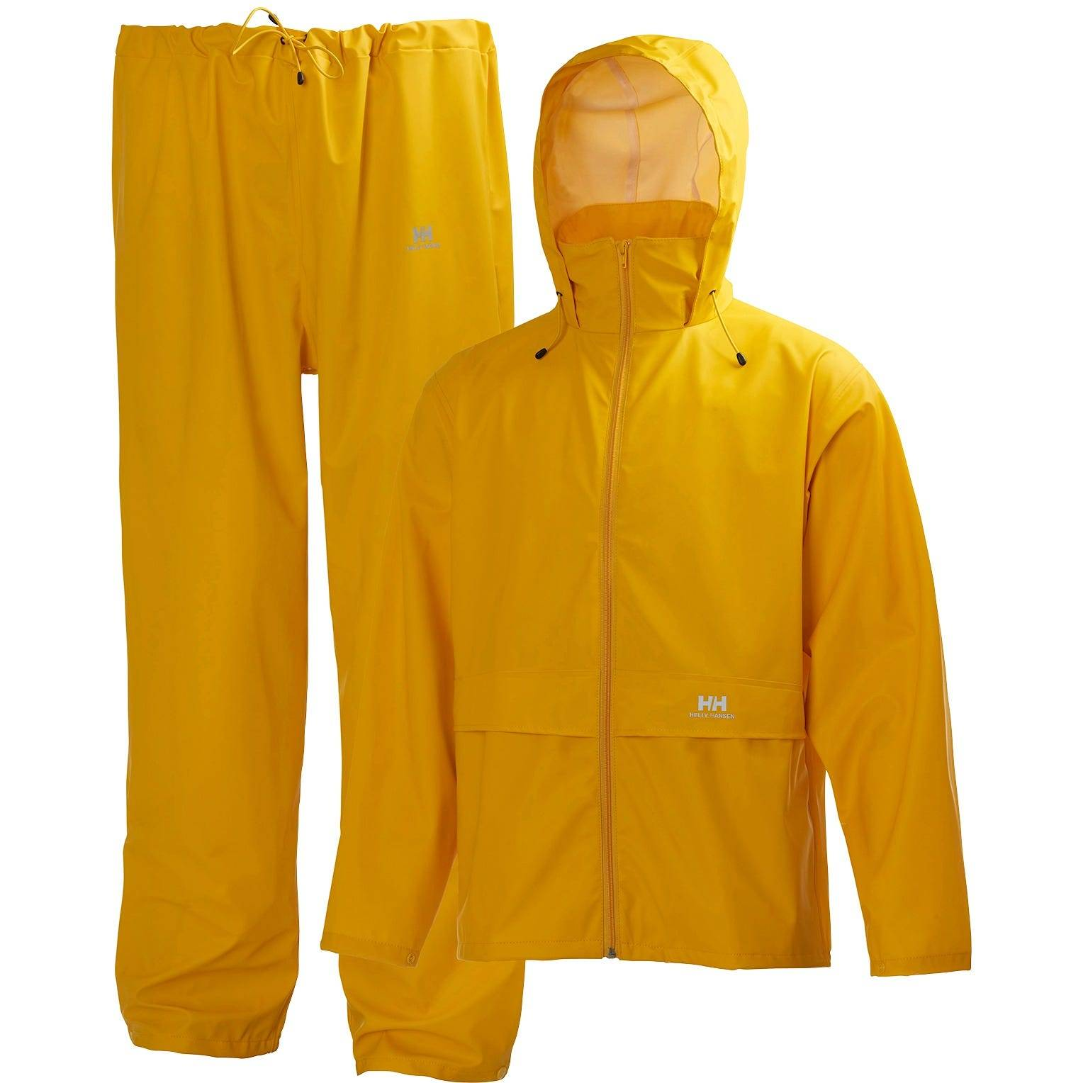 Helly Hansen Sandnes Set Rain Jacket Yellow