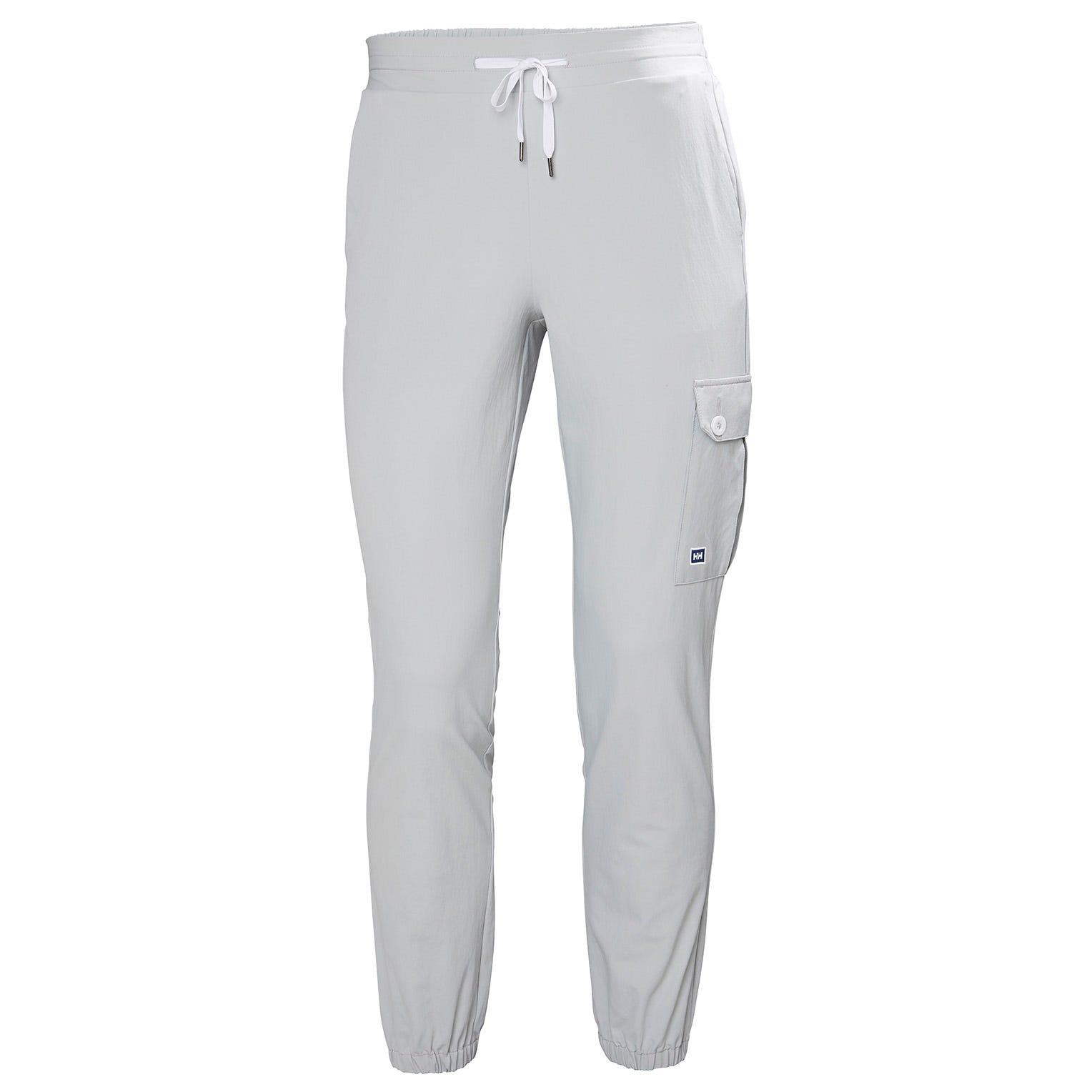 Helly Hansen W Campfire Pants Womens Hiking Pant Grey M