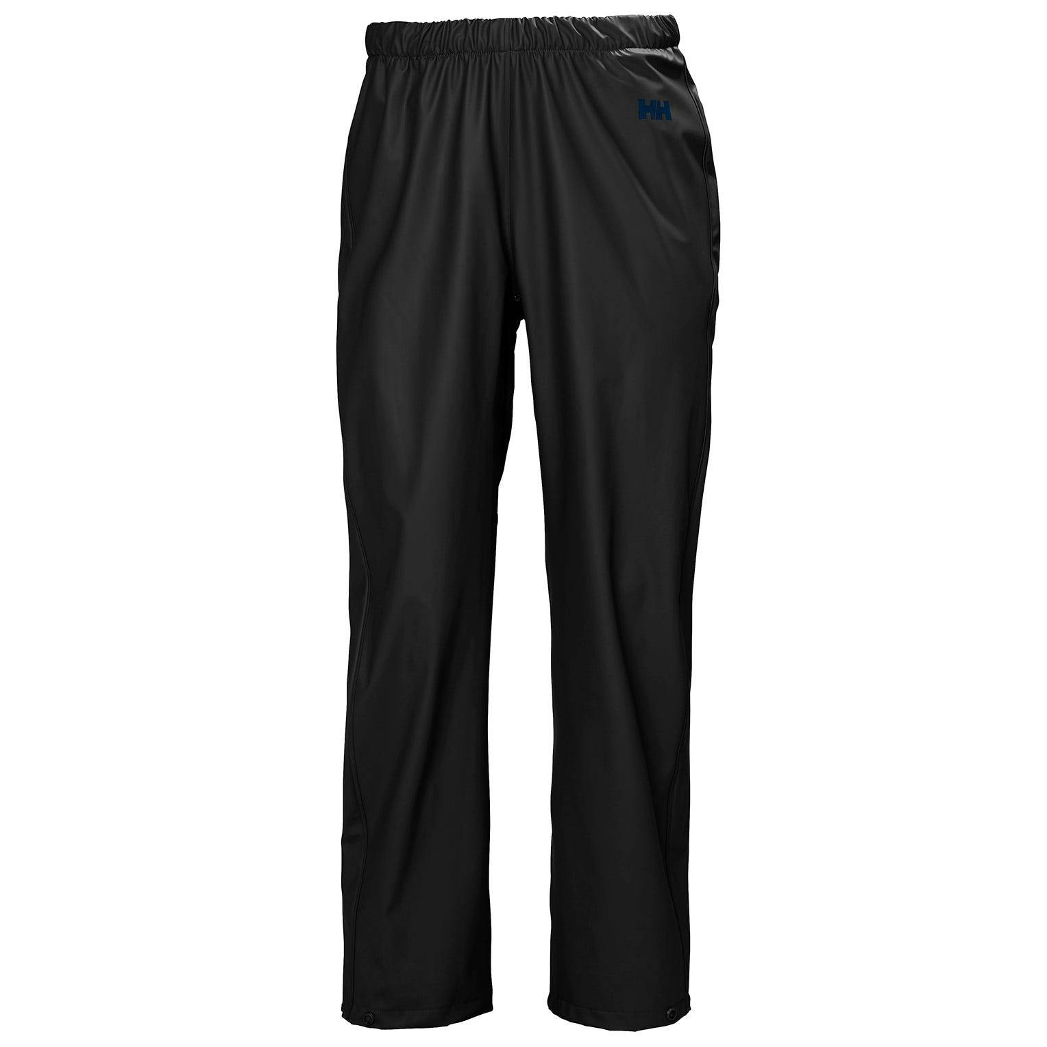 Helly Hansen W Loke Pants Womens Hiking Pant Black XXL